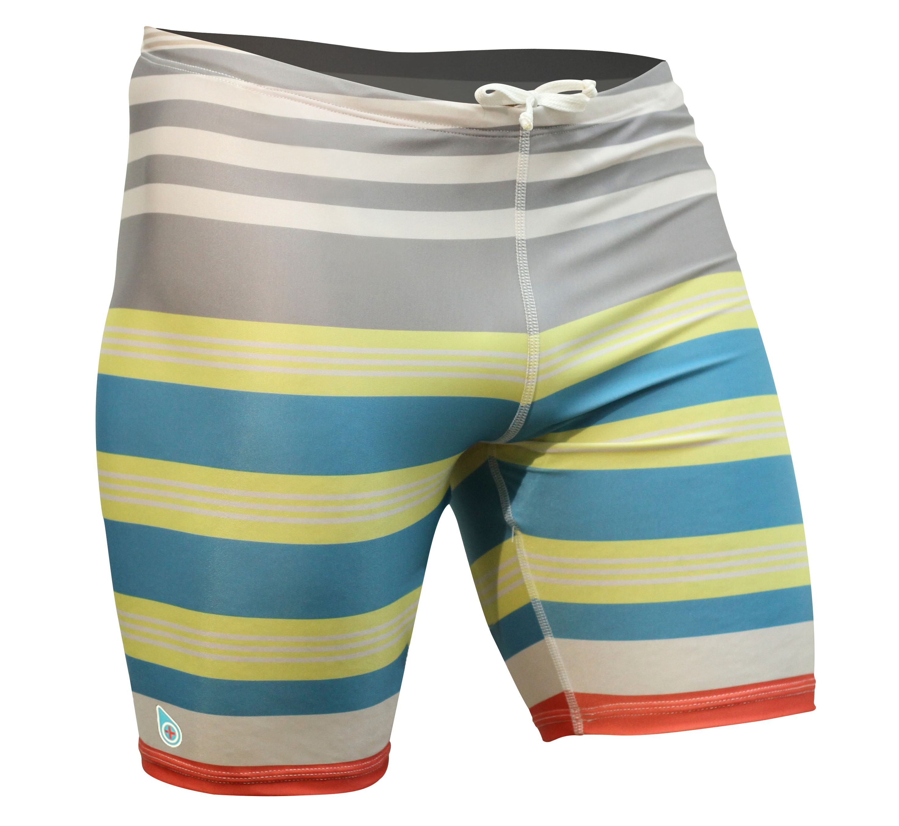 Striped Board Short Liners - Watermen Short